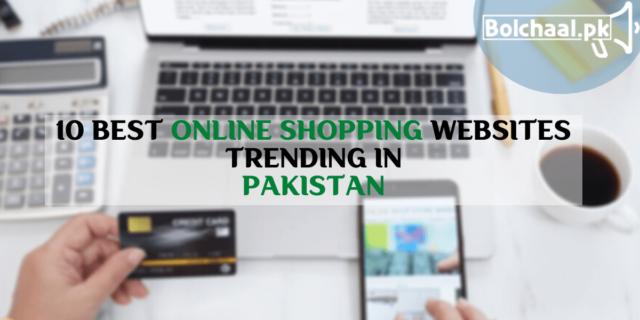 Best Online Website in Pakistan Cover